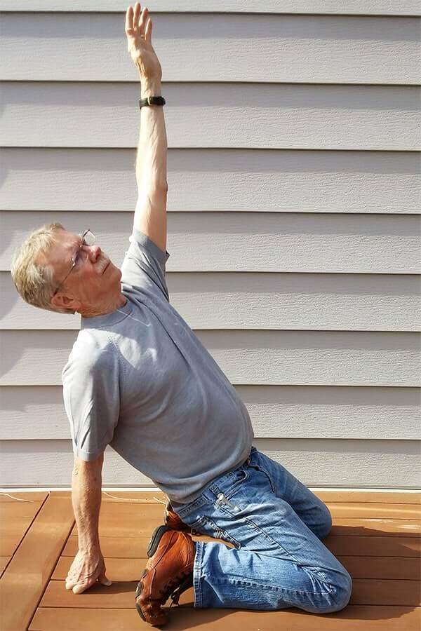 Therapeutic yoga for cancer survivors