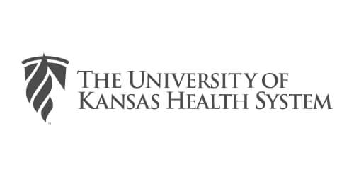 The University of Kansas Health System logo
