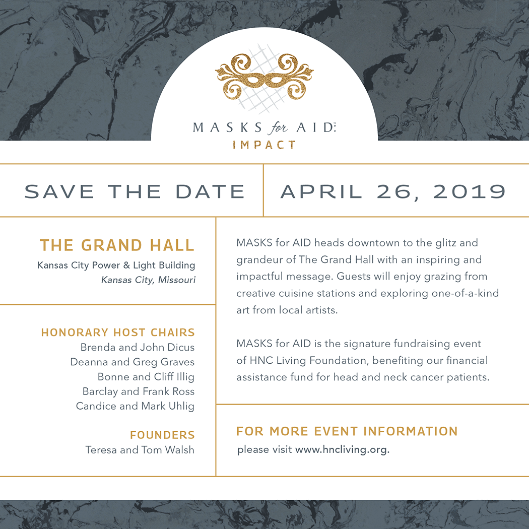 MASKS for AID: IMPACT - Save the Date 2019