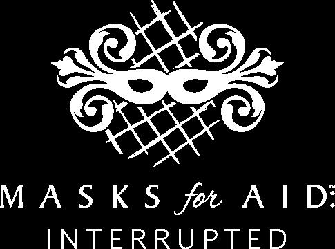 MASKS for AID: Interrupted logo